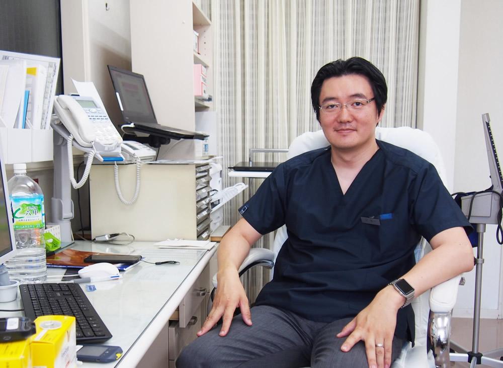 糖尿病専門医 城医師